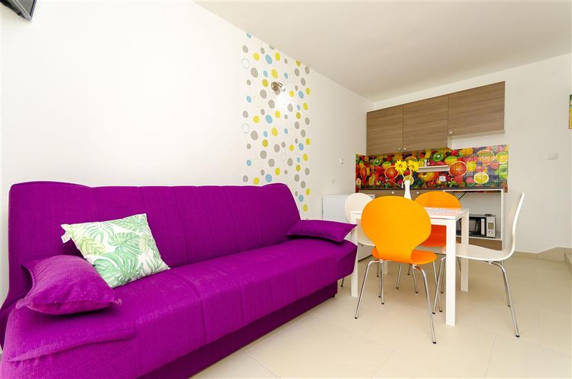 Appartement A3, voor 4 personen