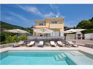 Soukromé ubytování s bazénem Riviéra Opatija,Rezervuj Silvija Od 9139 kč