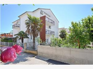 Appartamenti e Camere Josipa Vodice, Dimensioni 15,00 m2