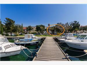 Accommodatie aan zee De Crikvenica Riviera en Rijeka,Reserveren Žic Vanaf 85 €