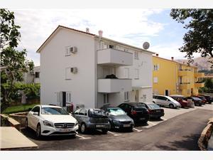 Apartamenty (Gorica) Baska - wyspa Krk,Rezerwuj Apartamenty (Gorica) Od 250 zl