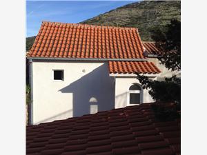 Lägenheter Lidija Vis - ön Vis, Storlek 30,00 m2, Luftavstånd till havet 200 m, Luftavståndet till centrum 50 m