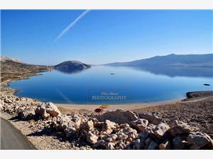 Ferienwohnungen Luka Zubovici, Größe 55,00 m2, Luftlinie bis zum Meer 70 m, Entfernung vom Ortszentrum (Luftlinie) 50 m