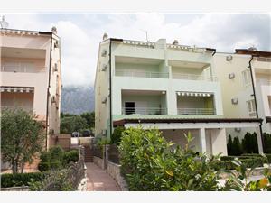 Apartmá Makarska riviéra,Rezervuj Paula Od 2203 kč