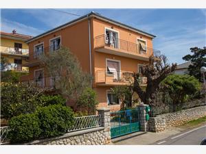 Appartementen TEHA Mali Losinj - eiland Losinj,Reserveren Appartementen TEHA Vanaf 76 €