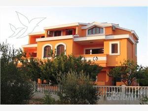 Appartementen Anđelo Zadar, Kwadratuur 50,00 m2, Lucht afstand naar het centrum 500 m