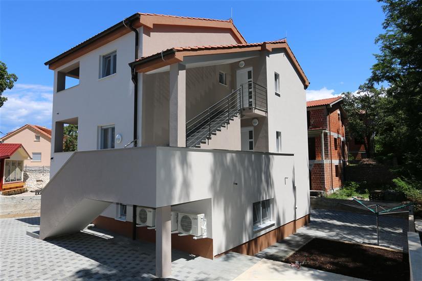 Apartmaji Maric-Hlapa