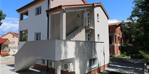 Apartman - Soline - otok Krk