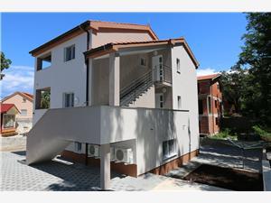 Lägenheter Maric-Hlapa Soline - ön Krk, Storlek 25,00 m2