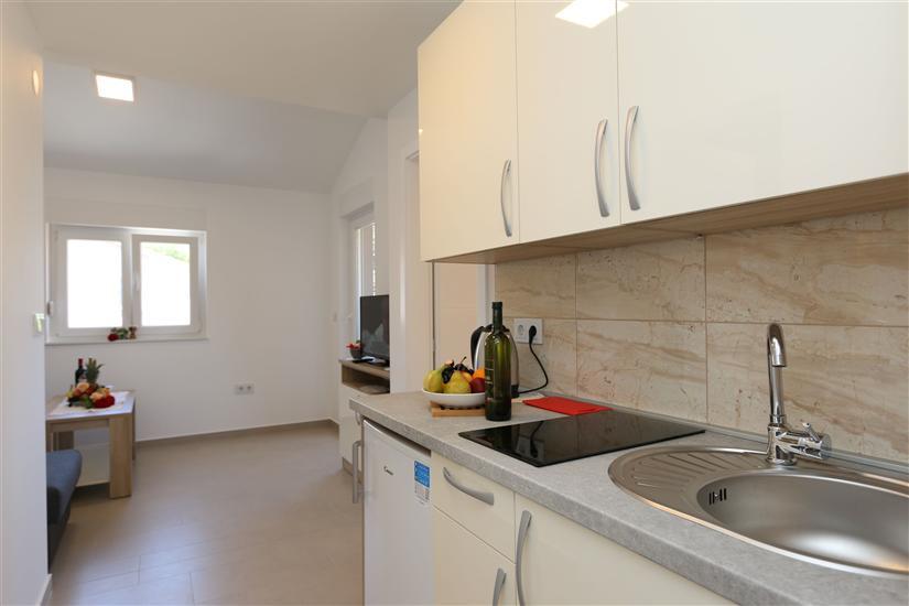Apartman A4, 2 személyes