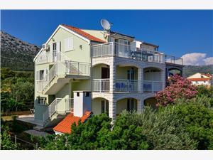 Appartementen Grozdana Orebic,Reserveren Appartementen Grozdana Vanaf 82 €
