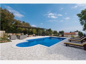 Maison Villa Andro Orebic, Superficie 180,00 m2, Hébergement avec piscine