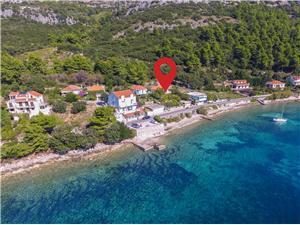 Accommodatie aan zee Schiereiland Peljesac,Reserveren Barbie Vanaf 117 €