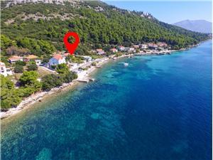 Ubytování u moře Peljesac,Rezervuj Barbie Od 2739 kč