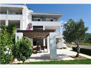 Apartmanok Darija Horvátország, Méret 100,00 m2, Szállás medencével, Légvonalbeli távolság 70 m