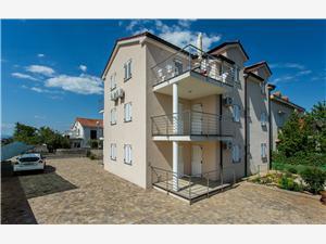 Appartements Nives Silo - île de Krk,Réservez Appartements Nives De 54 €