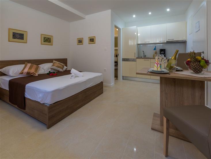 Apartman A1, na 2 osebe
