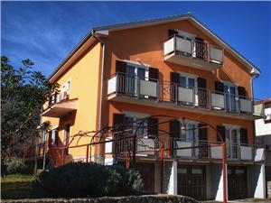 Apartmanok Anita , Méret 25,00 m2, Központtól való távolság 100 m