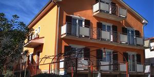 Апартаменты - Nerezine - ostrov Losinj