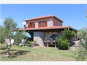 Haus Vidak Dobrinj - Insel Krk, Größe 110,00 m2, Entfernung vom Ortszentrum (Luftlinie) 200 m