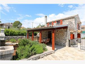 Maison Plisic Silo - île de Krk, Superficie 90,00 m2