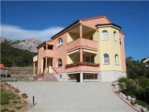 Appartementen Medved Baska - eiland Krk,Reserveren Appartementen Medved Vanaf 109 €