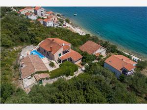 Vila Lili , Kvadratura 300,00 m2, Namestitev z bazenom, Oddaljenost od morja 50 m