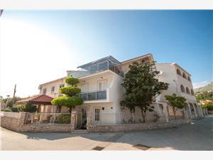 Апартамент и Kомнаты Mato Mlini (Dubrovnik), квадратура 14,00 m2, Воздух расстояние до центра города 250 m