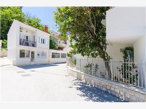 Appartement Mato Mlini (Dubrovnik), Lucht afstand naar het centrum 200 m