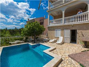 Privatunterkunft mit Pool SEPER Crikvenica,Buchen Privatunterkunft mit Pool SEPER Ab 311 €