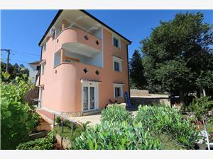 Apartman Mahmutovic II Silo - Krk sziget, Méret 64,00 m2
