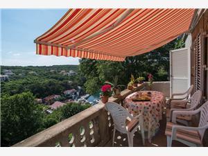 Huis Doris Vrbnik - eiland Krk, Kwadratuur 70,00 m2, Lucht afstand naar het centrum 50 m