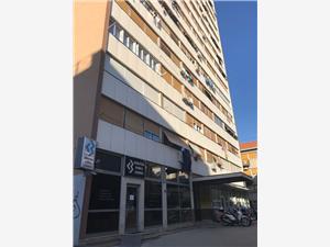Apartmá Orbis Split, Prostor 50,00 m2