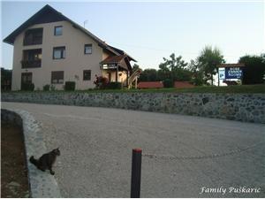 Pokoj Ivan Kontinentální Chorvatsko, Prostor 12,00 m2, Vzdušní vzdálenost od centra místa 500 m