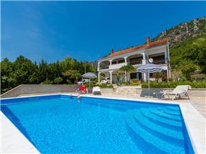 Ferienwohnung AGAVA Bribir, Größe 90,00 m2, Privatunterkunft mit Pool, Entfernung vom Ortszentrum (Luftlinie) 250 m