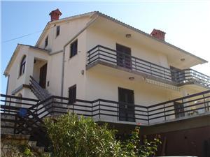 Appartement Smodej Silo - île de Krk, Superficie 90,00 m2, Distance (vol d'oiseau) jusqu'au centre ville 200 m