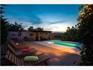 Accommodatie met zwembad Kvarner eilanden,Reserveren maslina Vanaf 286 €