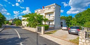 Апартаменты - Jadranovo (Crikvenica)