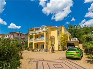 Apartmány Artan Crikvenica, Prostor 37,00 m2, Vzdušní vzdálenost od centra místa 900 m