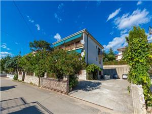 Lägenhet MAZOR Crikvenica, Storlek 40,00 m2, Luftavståndet till centrum 800 m