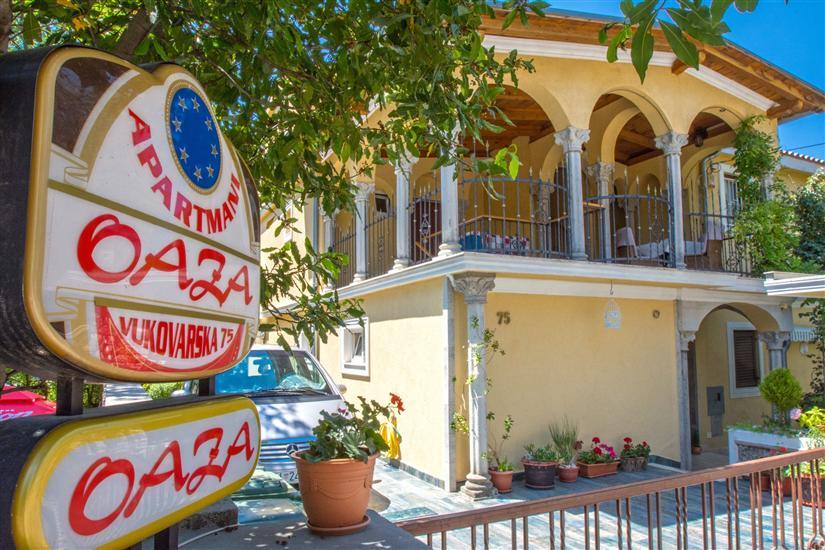 Lägenheter Oaza