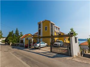 Appartements Pericic Dramalj (Crikvenica), Superficie 20,00 m2, Distance (vol d'oiseau) jusque la mer 200 m