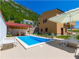 Dom KAPITULAC Grižane, Rozloha 94,00 m2, Ubytovanie sbazénom, Vzdušná vzdialenosť od centra miesta 100 m