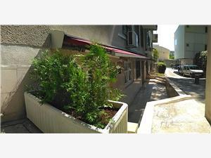 Апартамент Zoro Split, квадратура 35,00 m2, Воздух расстояние до центра города 500 m