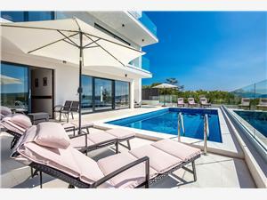 Privat boende med pool Rijeka och Crikvenicas Riviera,Boka ARLY Från 5802 SEK