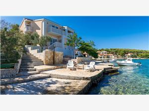Vakantie huizen Sibenik Riviera,Reserveren Zdenka Vanaf 440 €