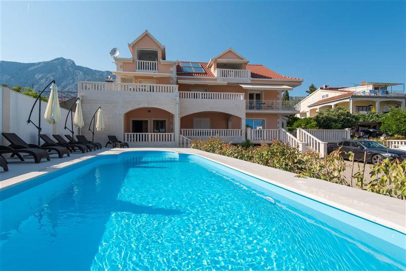 Apartments Villa Stela