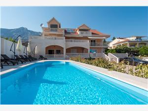 Hébergement avec piscine Peljesac,Réservez Stela De 118 €
