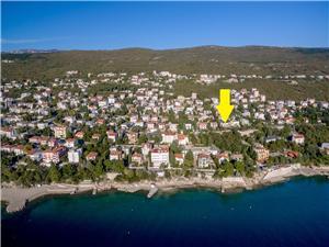 Kwatery nad morzem Riwiera Rijeka i Crikvenica,Rezerwuj MARIPOSA Od 247 zl
