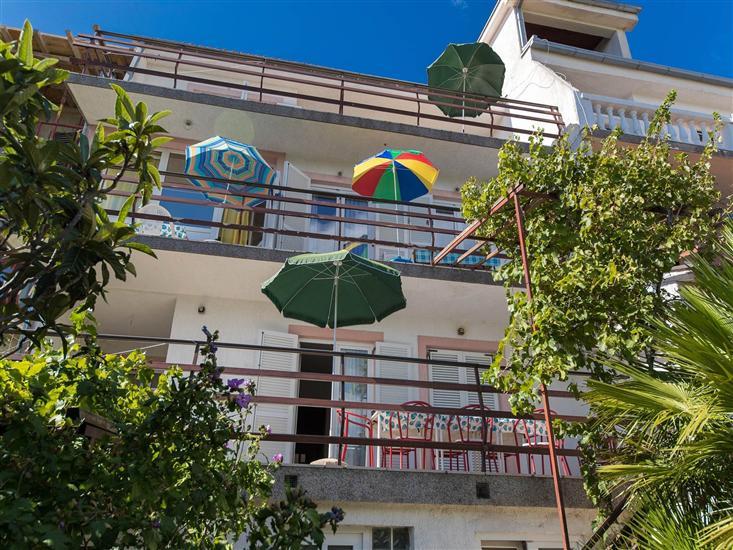 Апартаменты Biserka